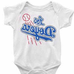 LOS DOYERS Humor Los Angeles Dodgers ONE-PIECE for toddlers