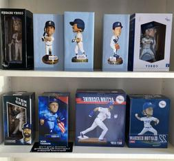 Lot Of 9 Los Angeles Dodgers Bobbleheads, NIB. All Giveaways