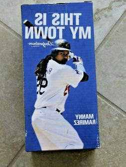 "Manny Ramirez Bobblehead ""Curtain Call""  - LA Dodgers 2009 N"