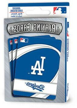 Masterpieces Los Angeles Dodgers Playing Cards