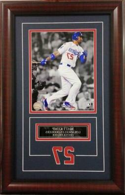 Matt Kemp Los Angeles Dodgers Deluxe Framed Picture Photo 20