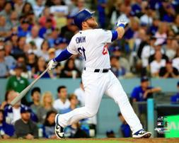 Max Muncy BIG BLAST Los Angeles Dodgers Premium 16x20 POSTER