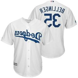 Men's Los Angeles Dodgers Cody Bellinger #35 White Jersey Me