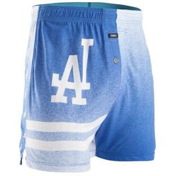 Mens Stance Boxers Los Angeles Dodgers Stance Fade Away Unde