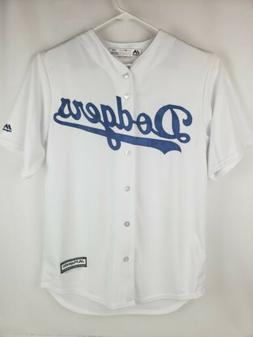 MAJESTIC MENS COOL BASE LOS ANGELES DODGERS COREY SEAGER BAS
