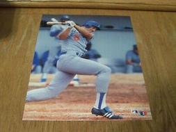 MIKE MARSHALL  8''X 10'' PHOTO 1989 SPORTS MAILBOX OFFICIAL