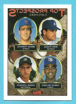 MIKE PIAZZA Singles, Inserts, & Parallels  / You Pick The Ca