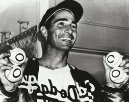 MLB Baseball Brooklyn Los Angeles Dodgers Sandy Koufax Photo