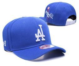 MLB Baseball Hats Los Angeles Dodgers Team Strapback Cap Men