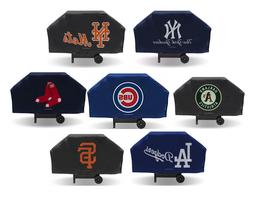 MLB Economy BBQ Grill Cover by Rico Industries Fits up to 68
