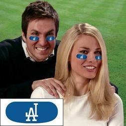 Party Animal MLB L.A. Dodgers Decorative Eye Strips