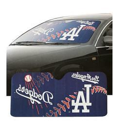 MLB LA dodgers Windshield Front Window Sun Shade Car Auto Ac