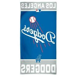 MLB Los Angeles Dodgers A1878015 Fiber Beach Towel, 9 lb/30""