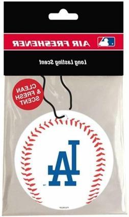 Team ProMark MLB Los Angeles Dodgers Air Freshener 3-Pack 2-