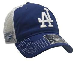 Fanatics MLB Los Angeles Dodgers Baseball Cap Logo Mesh Back