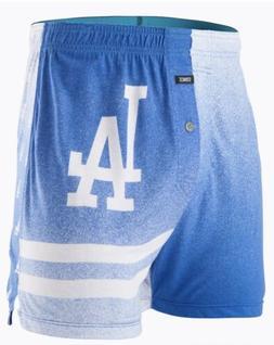 STANCE MLB LOS ANGELES DODGERS Basilone Boxer Brief BLUE MED