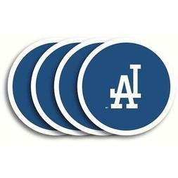 MLB Los Angeles Dodgers Coasters