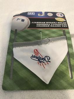 Pets First MLB Los Angeles Dodgers Pet Collar Bandana