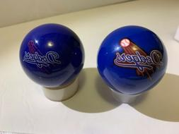 MLB Los Angeles Dodgers Collector Blue Pool Billiard Balls-