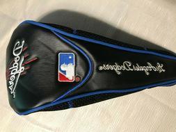 MLB Los Angeles Dodgers Embriodered Driver Golf Club Headcov