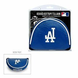 MLB Los Angeles Dodgers Mallet Putter Cover, Blue