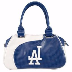 MLB Los Angeles Dodgers Perfect Bowler Purse Hand Bag