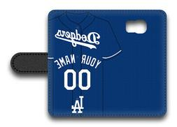 MLB Los Angeles Dodgers Personalized Name/Number Samsung Pho