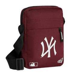 Handbag Mlb Los Angeles Dodgers Side New Era Burdeaux Unisex