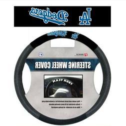 MLB Los Angeles Dodgers Steering Wheel Cover Mesh