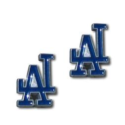 MLB Los Angeles Dodgers Stud Earrings