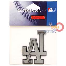 MLB Los Angeles Dodgers Team Logo Emblem Auto Accessories  C