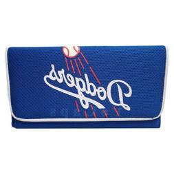 MLB Los Angeles Dodgers Wallet Mesh Organizer Women's Clutch
