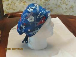 Handmade MLB Los Angeles Dodgers with Blue Bias Surgical Scr