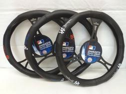 MLB Simulated Leather Steering Wheel Cover Northwest Company