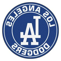 Fanmats MLB - Los Angeles Dodgers Roundel Mat