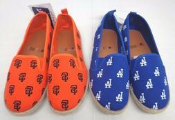 MLB Women's Canvas Espadrille Shoes