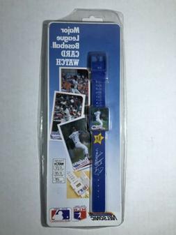 Nelsonic Vintage Los Angeles Dodgers Orel Hershiser Watch