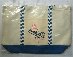 New LOS ANGELES DODGERS Baseball MLB Beach Tote Bag Promo Ga
