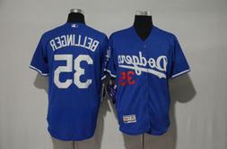NEW LOS ANGELES DODGERS Cody Bellinger #35 Men's Baseball Je