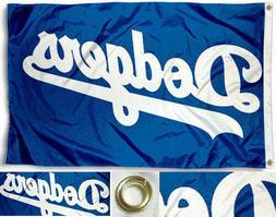 NEW Los Angeles Dodgers Flag Large 3x5 MLB Baseball Gift FRE