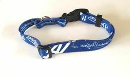 NEW LOS ANGELES DODGERS PET DOG COLLAR ALL SIZES LICENSED