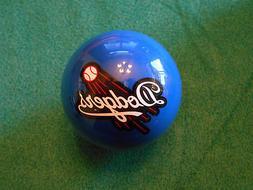 NEW! MLB Los Angeles Dodgers Collector Blue Pool Billiard Cu