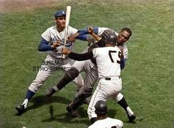 SANDY KOUFAX & JOHN ROSEBORO LOS ANGELES DODGERS MLB BASEBAL