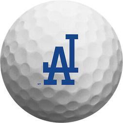 Zero Friction Spectra Dozen Golf Balls Los Angeles Dodgers W