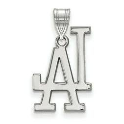 Sterling Silver MLB Los Angeles Dodgers Pendant