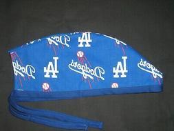 Surgical Scrub Hats caps  LA Dodgers  Los Angeles
