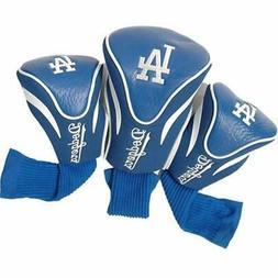 Team Golf MLB Los Angeles Dodgers Contour Club Headcovers ,