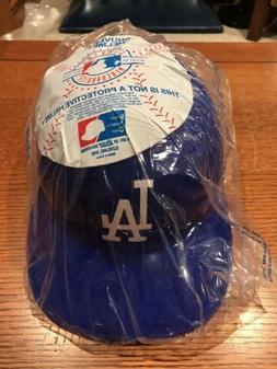 Vintage Full Size Batting Helmet LAICH Souvenir Los Angeles