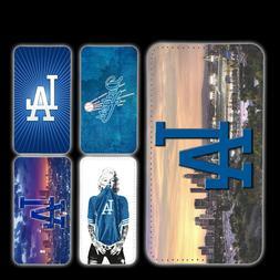 Wallet case for LA Dodgers Los Angeles iphone 7 iphone 6 6+
